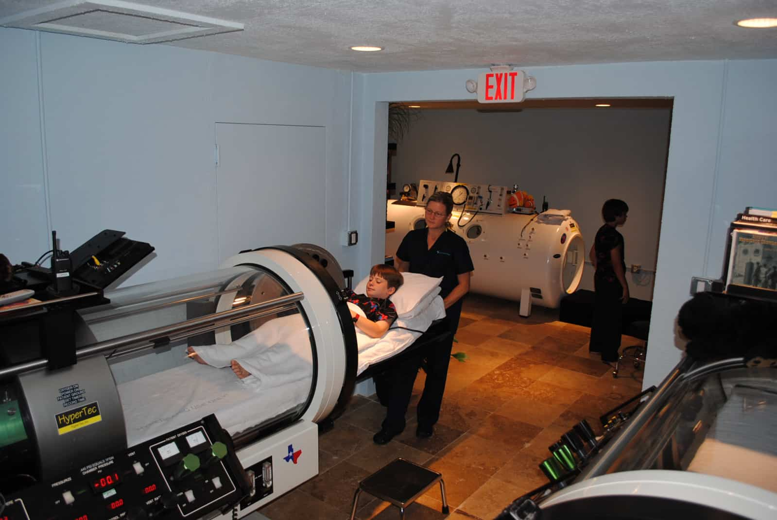 Hyperbaric Oxygen Therapy For Autism Stroke Lyme Disease