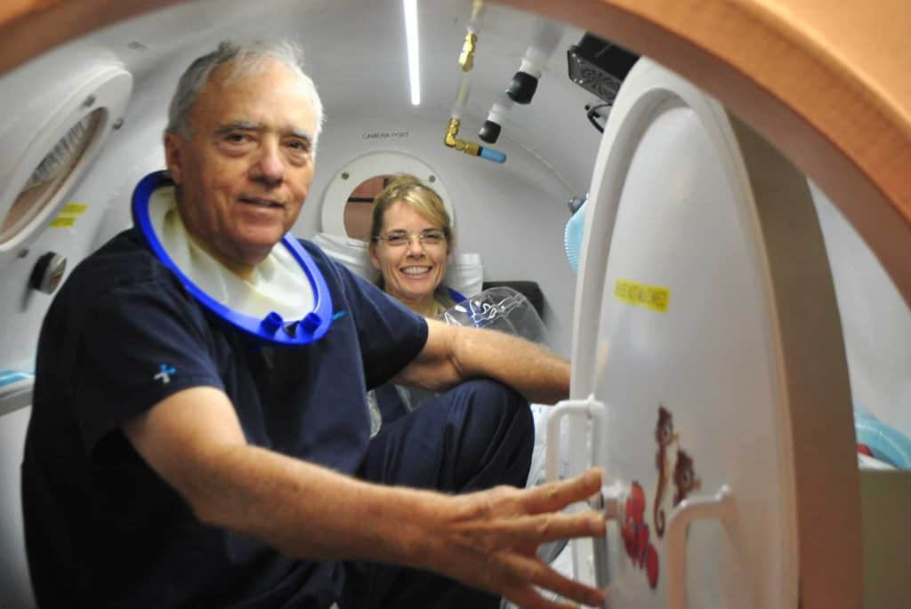 Cancer Treatment - Hyperbaric Oxygen Therapy for Cancer