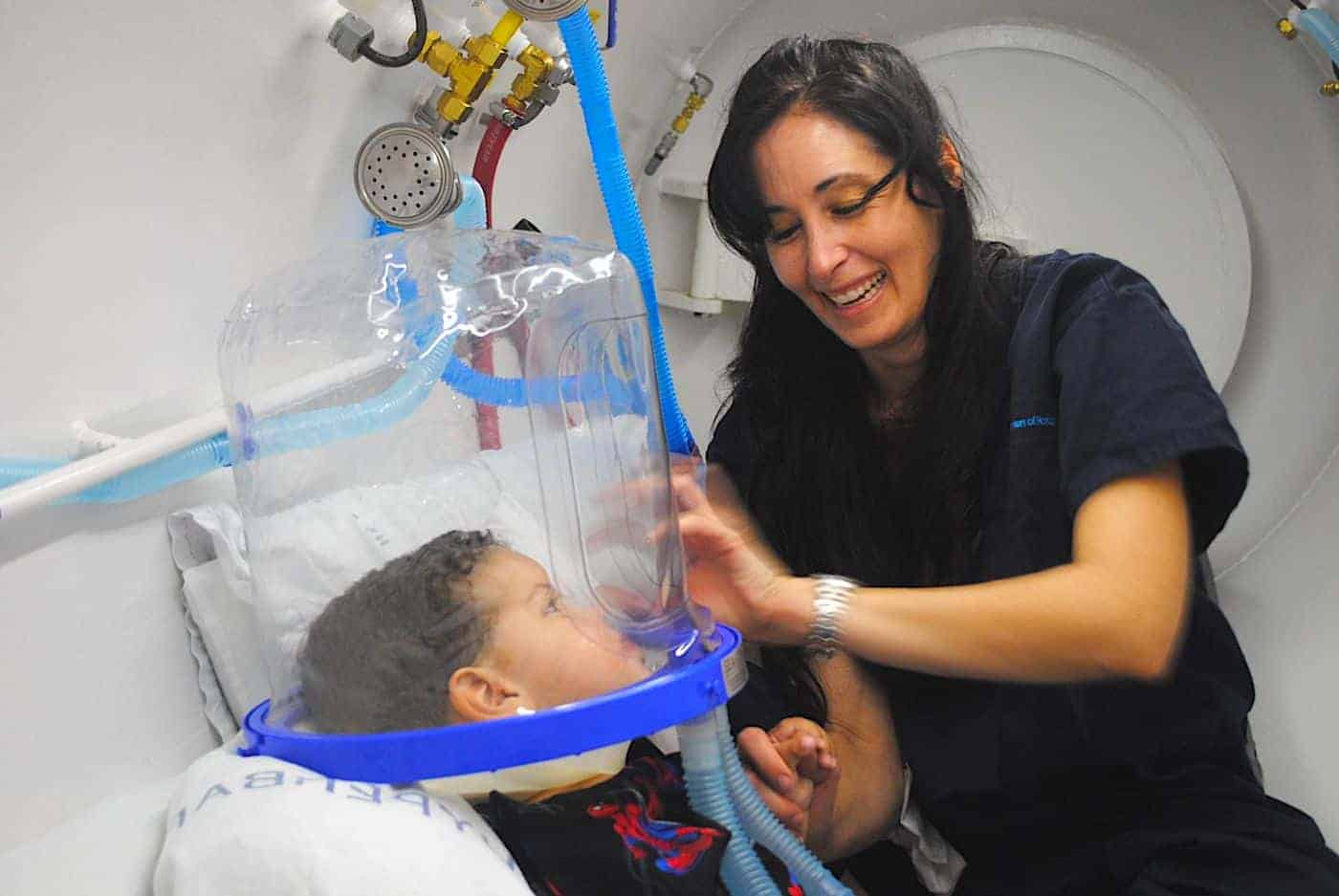 Cerebral Palsy Treatment Hyperbaric Oxygen Therapy For