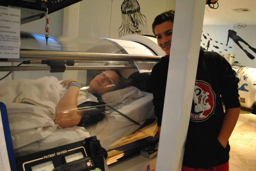 RSD Treatment - Hyperbaric Oxygen Therapy for Reflex Sympathetic Dystrophy