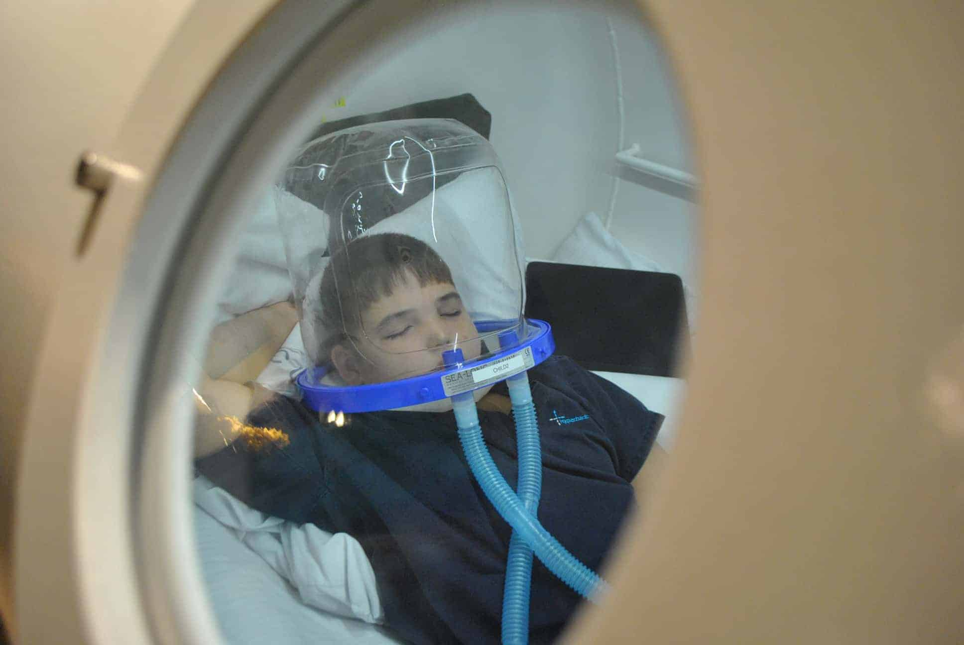 Stem Cell Mobilization Hyperbaric Oxygen Therapy Hbot