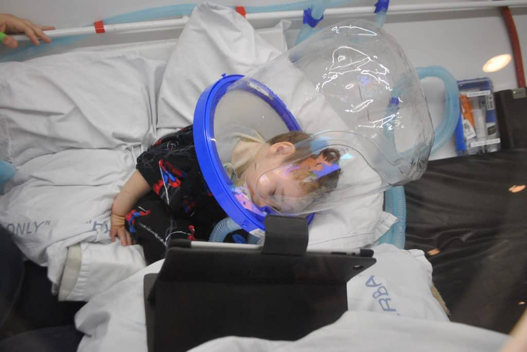 TBI Treatment - Hyperbaric Oxygen Therapy for Traumatic Brain Injury